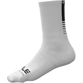 Alé Cycling Light Socks 16cm Men, white